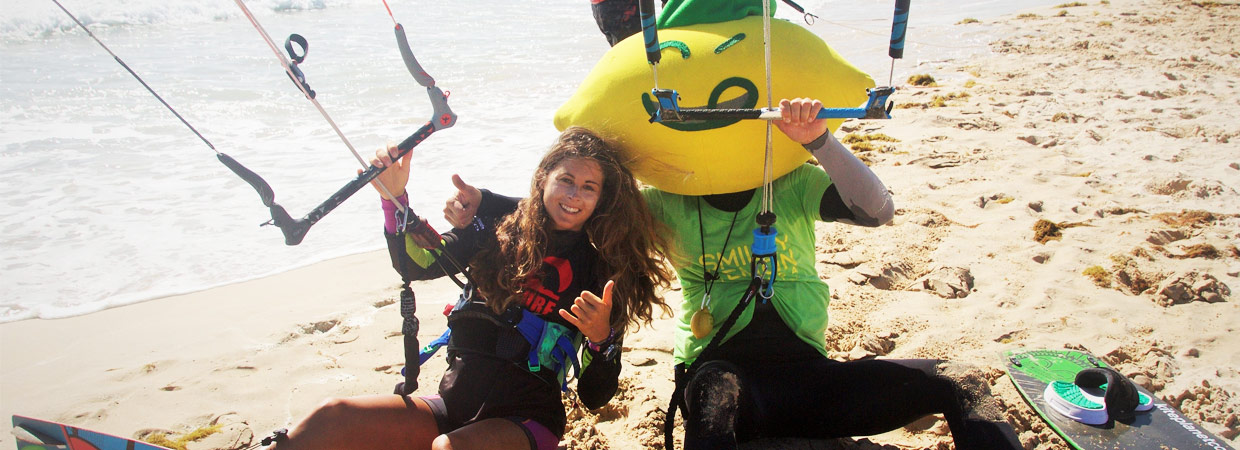 Gisela Pulido is the youngest world champion in the history of kitesurfing. Since she was 13, she became world champion 10 times!